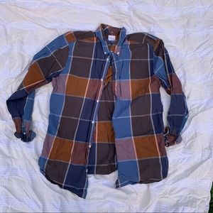 ‼️🧡 2/$20 Men's Button Down Shirt GAP L